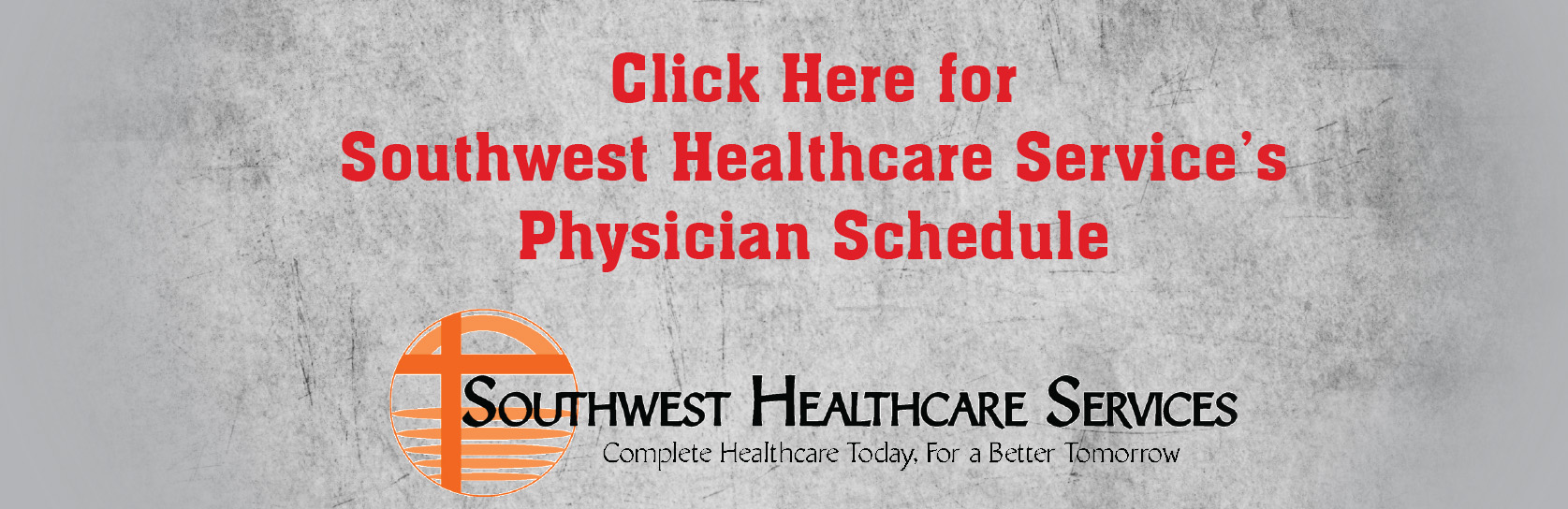 Physician Schedule