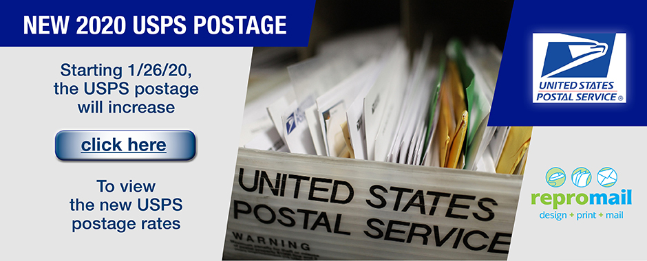 USPS 2020 New Rates