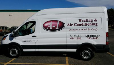 A-1 Heating and Air