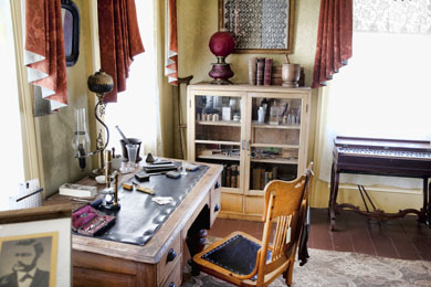 Dr. Upjohn's Office