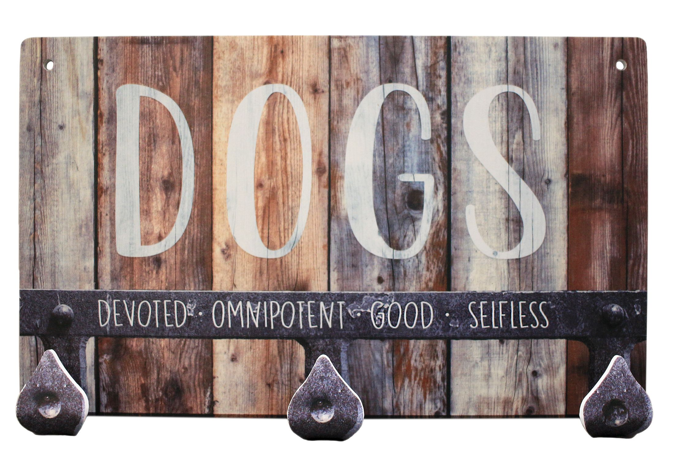 Custom Dog Leash Signs