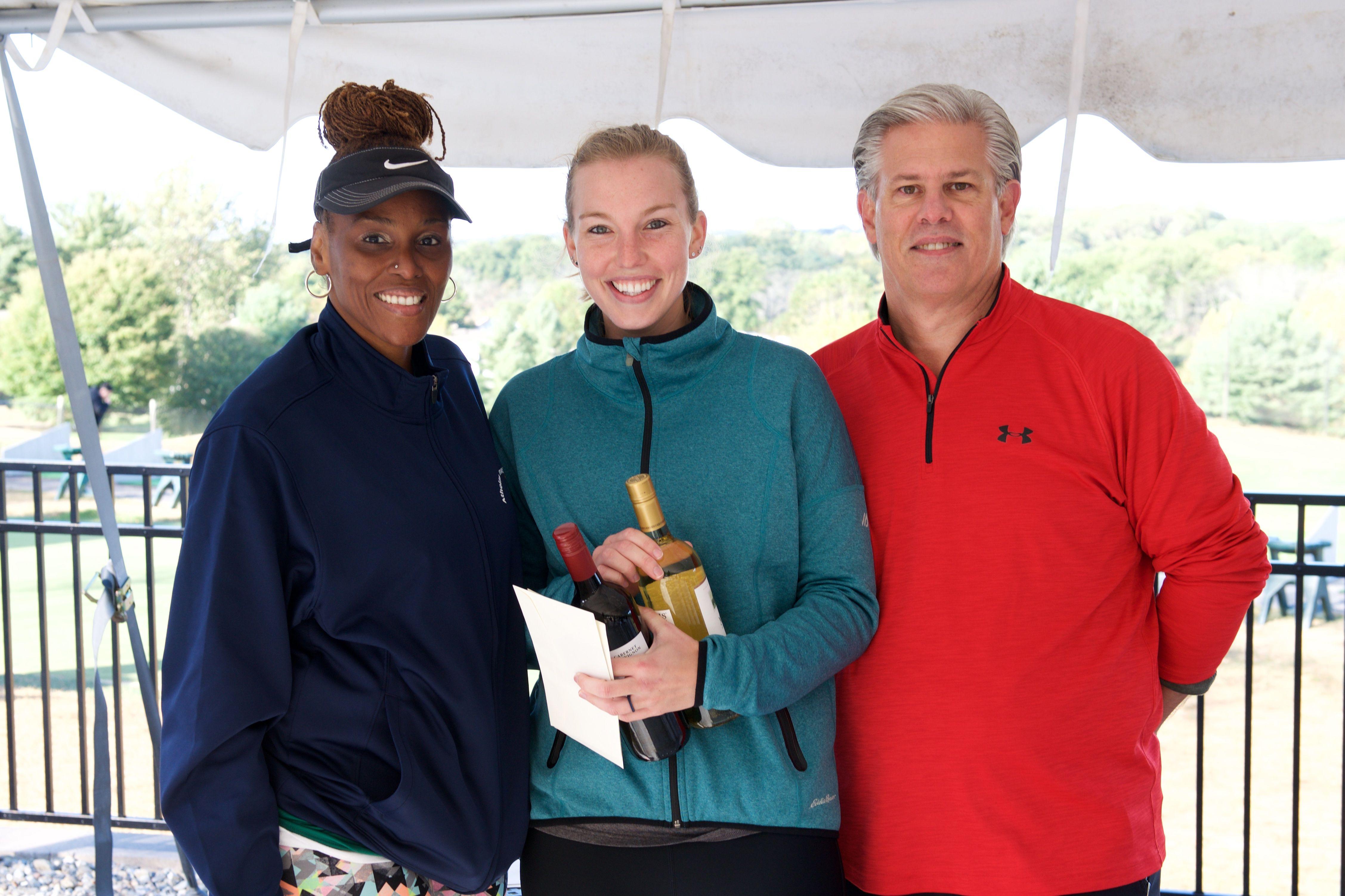 Overall Female Winner - Janelle Hauserman!