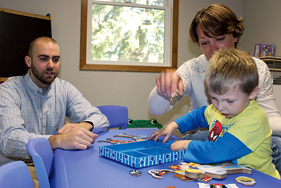 Activities | Clear Lake, Iowa | One Vision Children's Autism Center