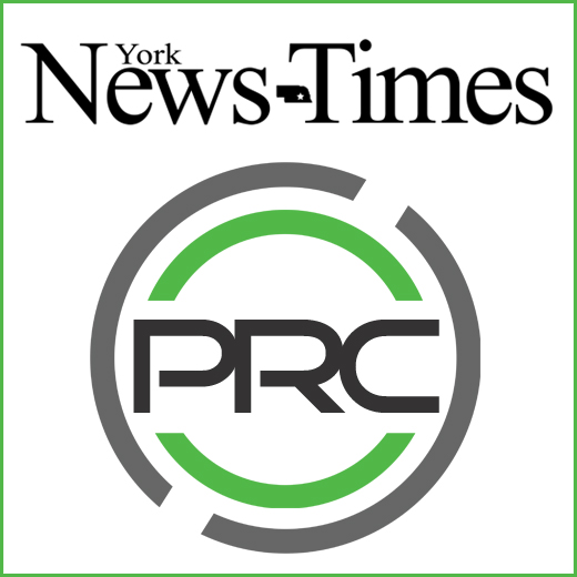 PRC broke ground in York, NE
