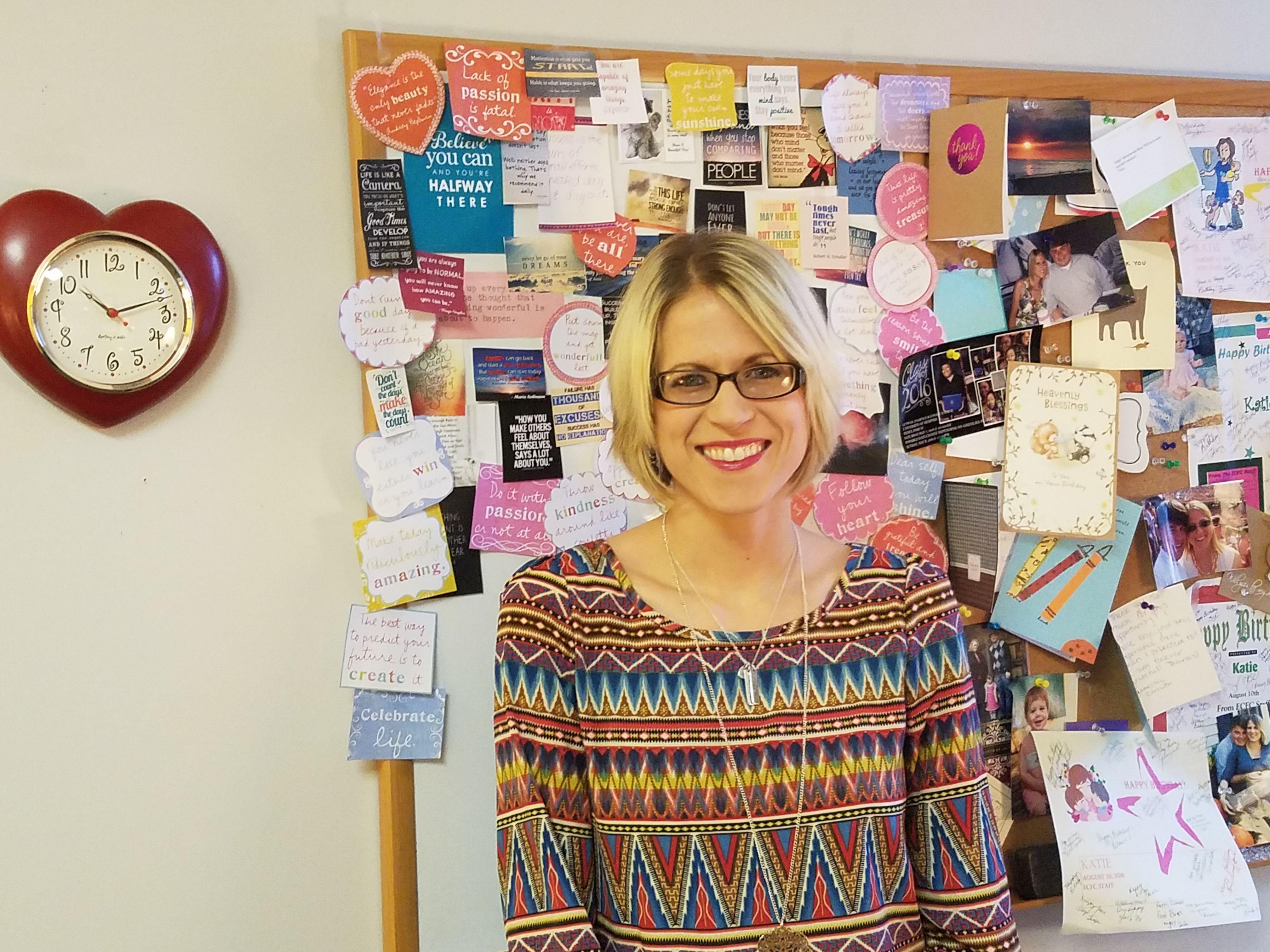 Meet the Staff: Katie Bailey