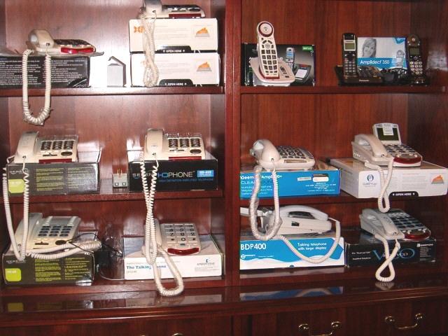 Assistive Telephone Technology