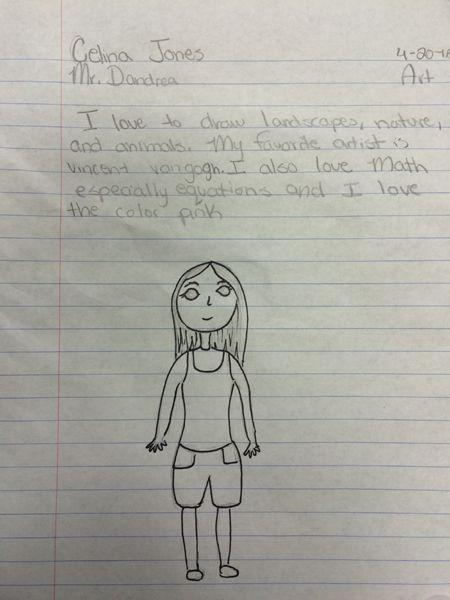 THE KID: Celina Jones from East Hampton, NY