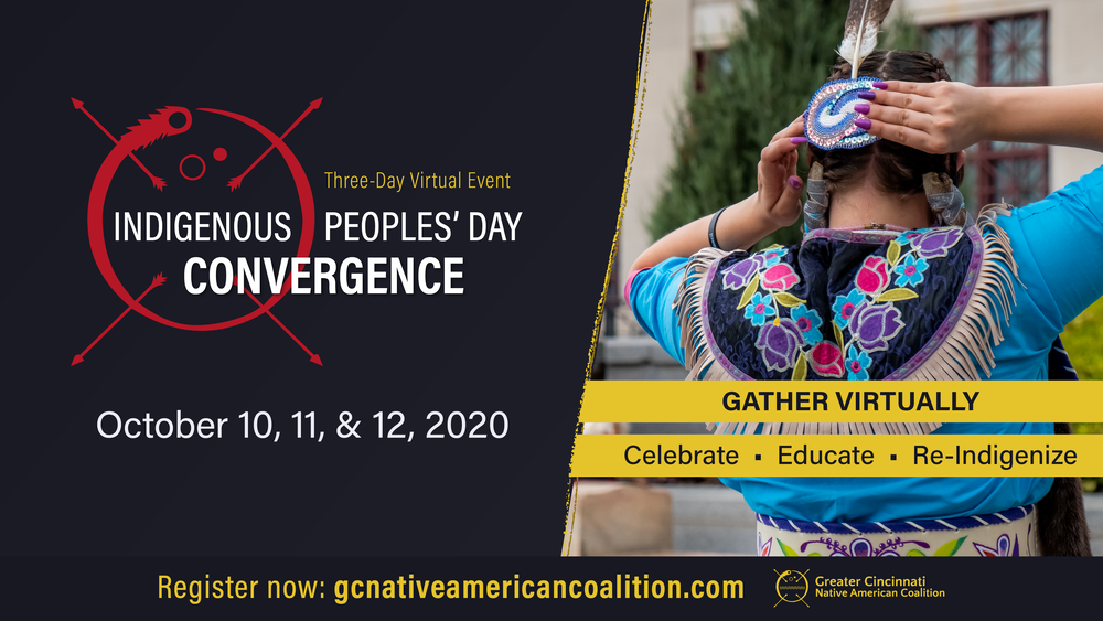 INDIGENOUS PEOPLES DAY CONVERGENCE