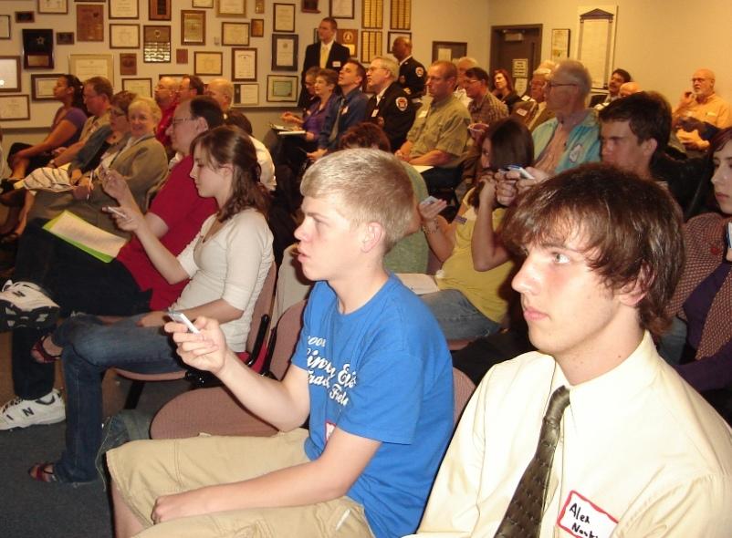 Mayor's Youth Advisory Committee