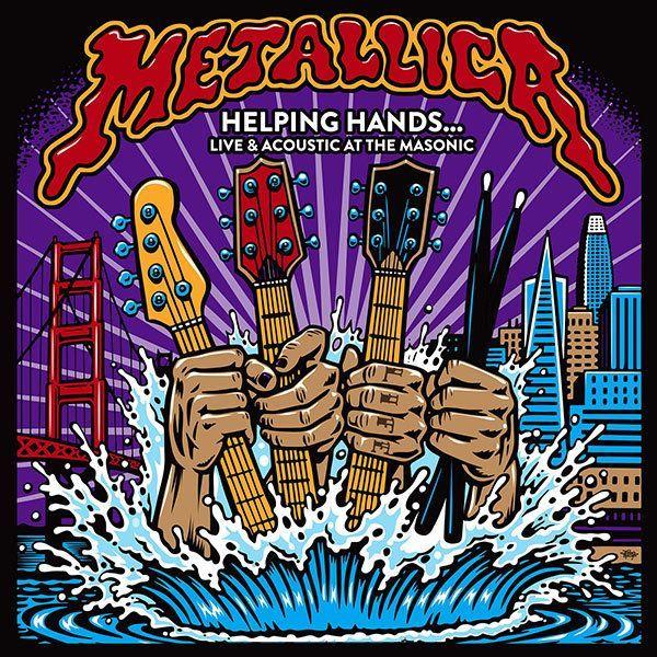 Live Metallica: SF Masonic, San Francisco, CA - November 3, 2018 (Digital Download)