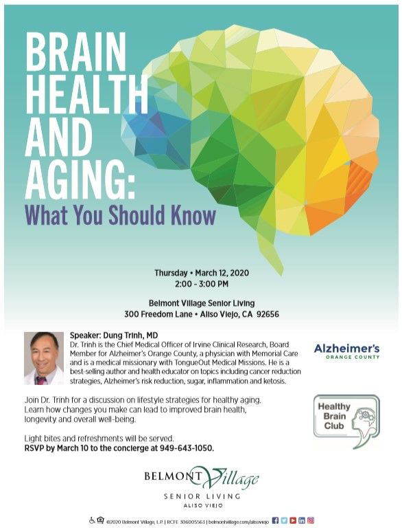 Brain Health & Aging