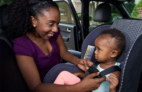 Child Passenger Restraint Law
