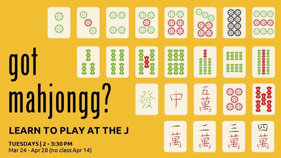 Mahjongg Class