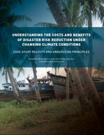 Understanding the Costs and Benefits of Disaster Risk Reduction Under Changing Climate Conditions: Case Study Results and Underlying Principles