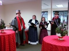 Holiday Carolers for Events
