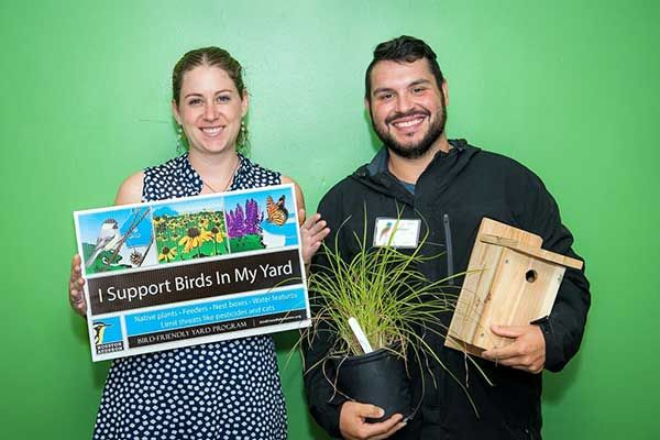 Bird-Friendly Eco-Team