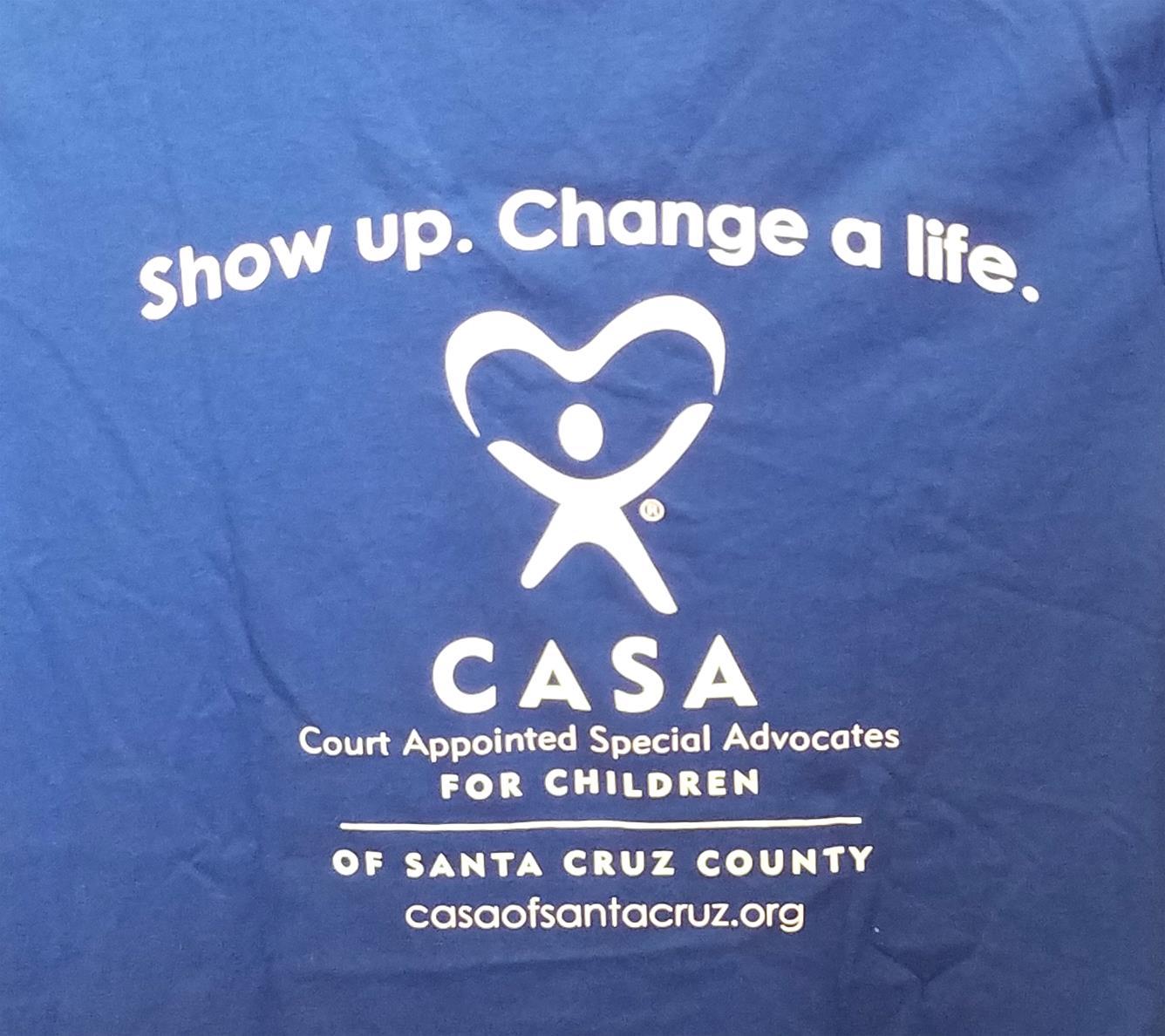 CASA V-neck T-shirt