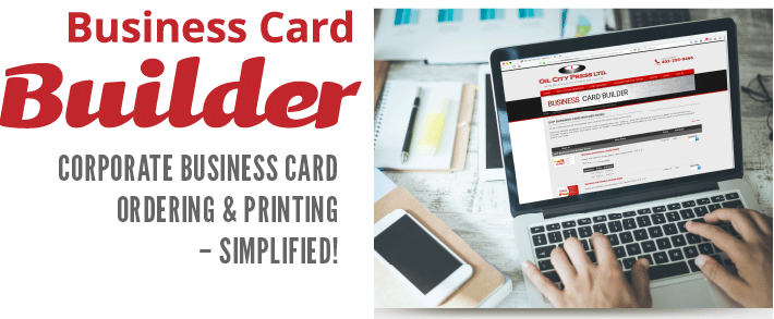 OCP Business Card Builder