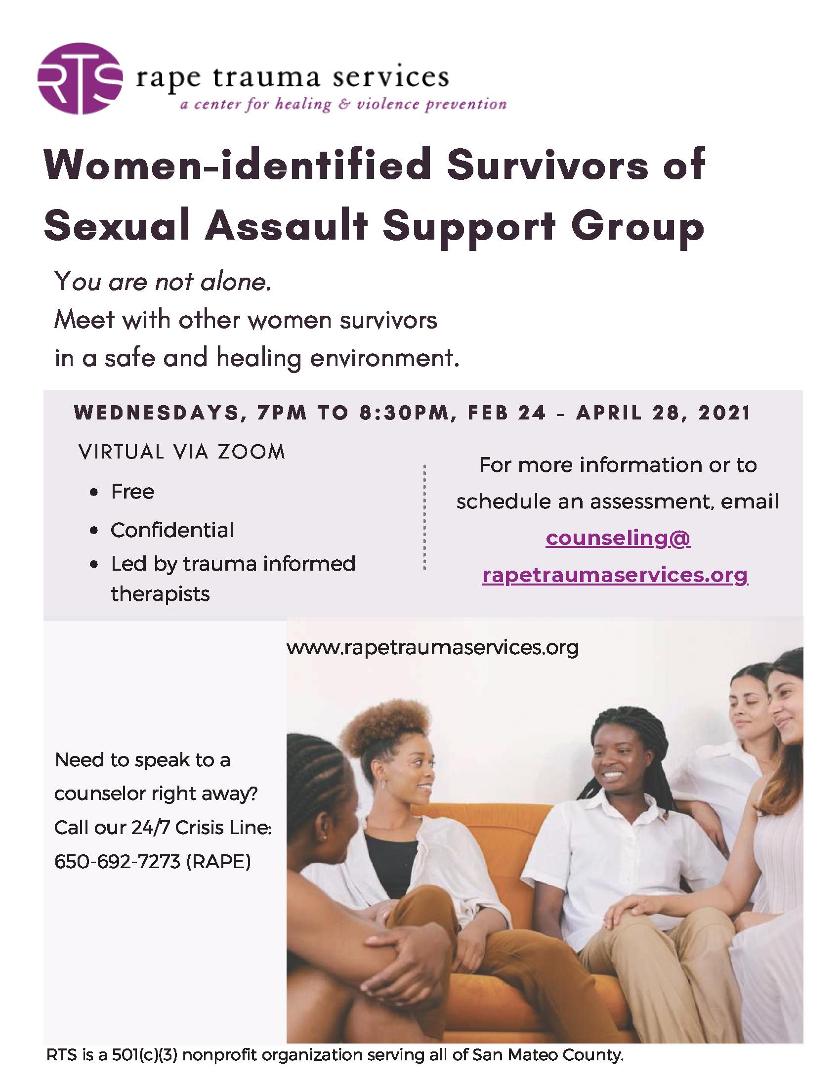 Women Survivors Support Group