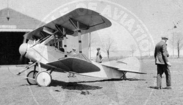 Ace Biplane