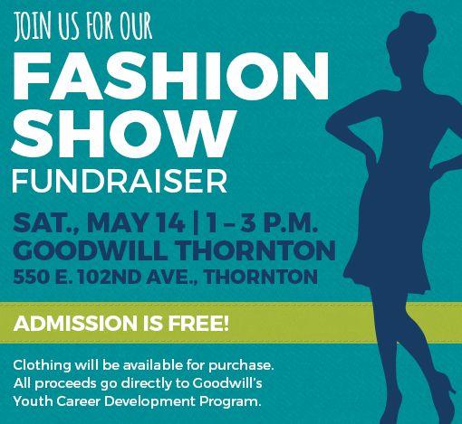 Goodwill Thornton hosts student fashion show