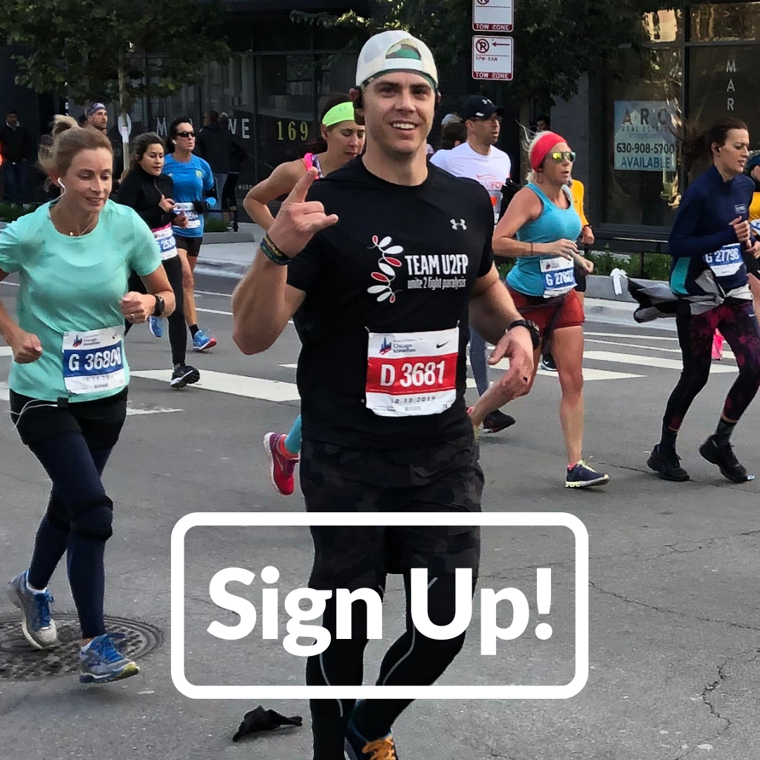 Time is Running Out to Register for the Chicago Marathon - Team U2FP