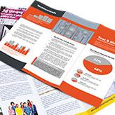Brochures & Rack Cards