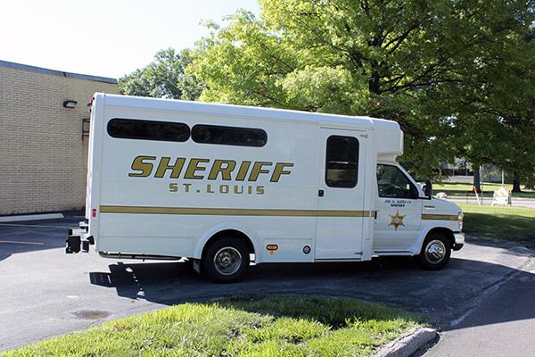 St. Louis Sheriffs Van 4