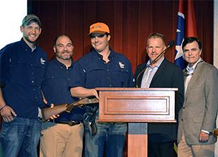 Memphis Delta Waterfowl Chapter Tops $1 Million Mark