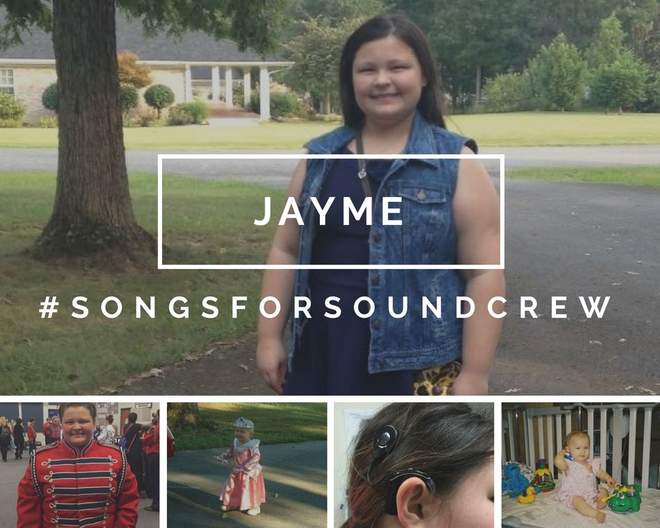 #SONGSFORSOUNDCREW member JAYME DEFIES ALL ODDS, INCLUDING CANCER AND HEARING LOSS