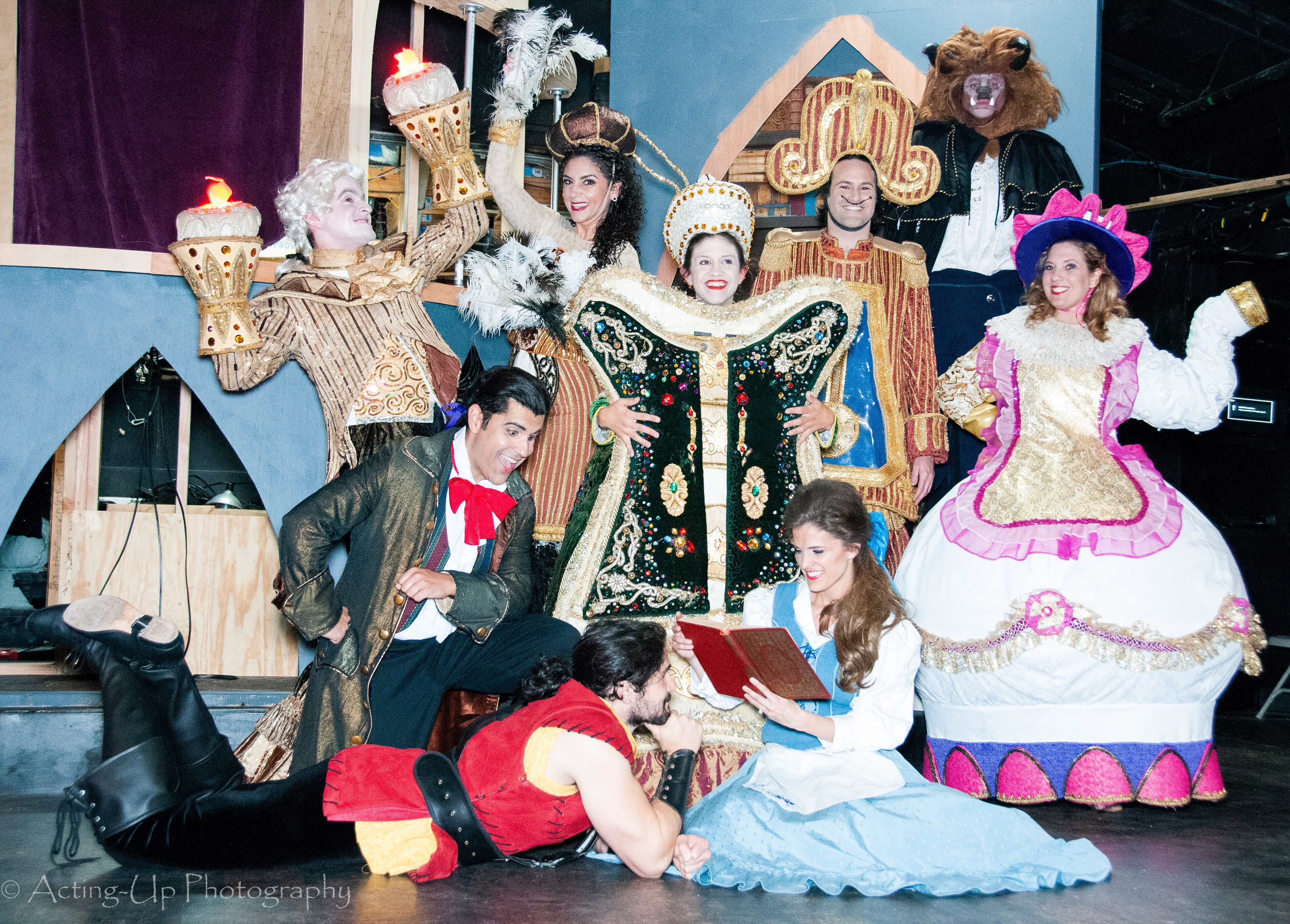 The Barn Theatre presents Beauty and The Beast