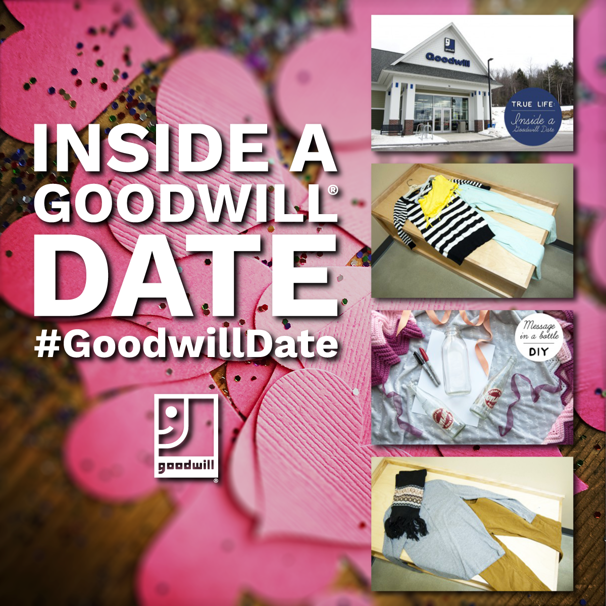 True Life: Inside a Goodwill® Date