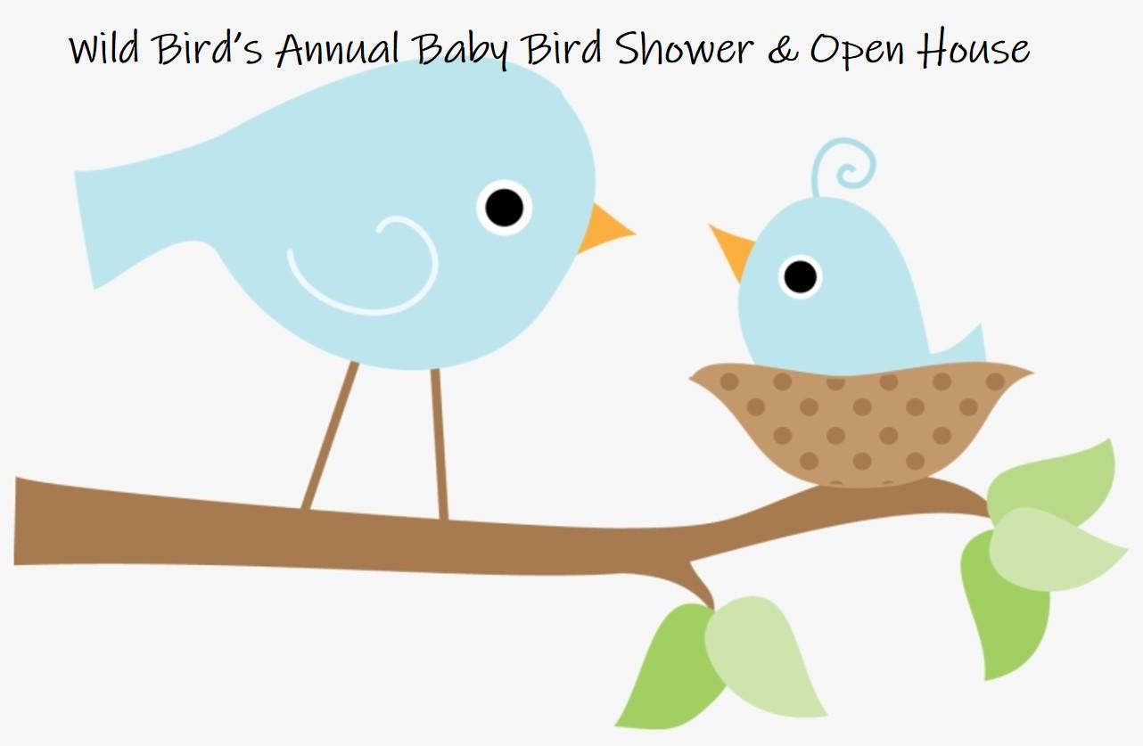 Annual Open House & Baby Bird Shower