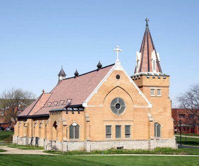 The Catholic Chapel (Building 119)