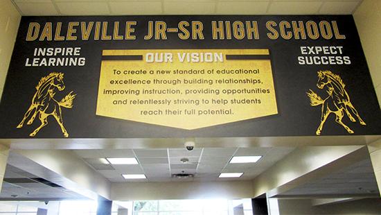 Daleville Jr-Sr High School