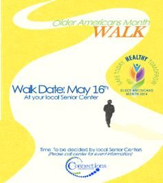 2014 OLDER AMERICANS MONTH WALK