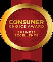 Consumer Choice Award: Business Excellence
