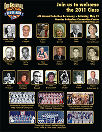Check out the poster of the 2011 Inductees.