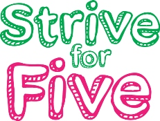 strive_for_five_logo