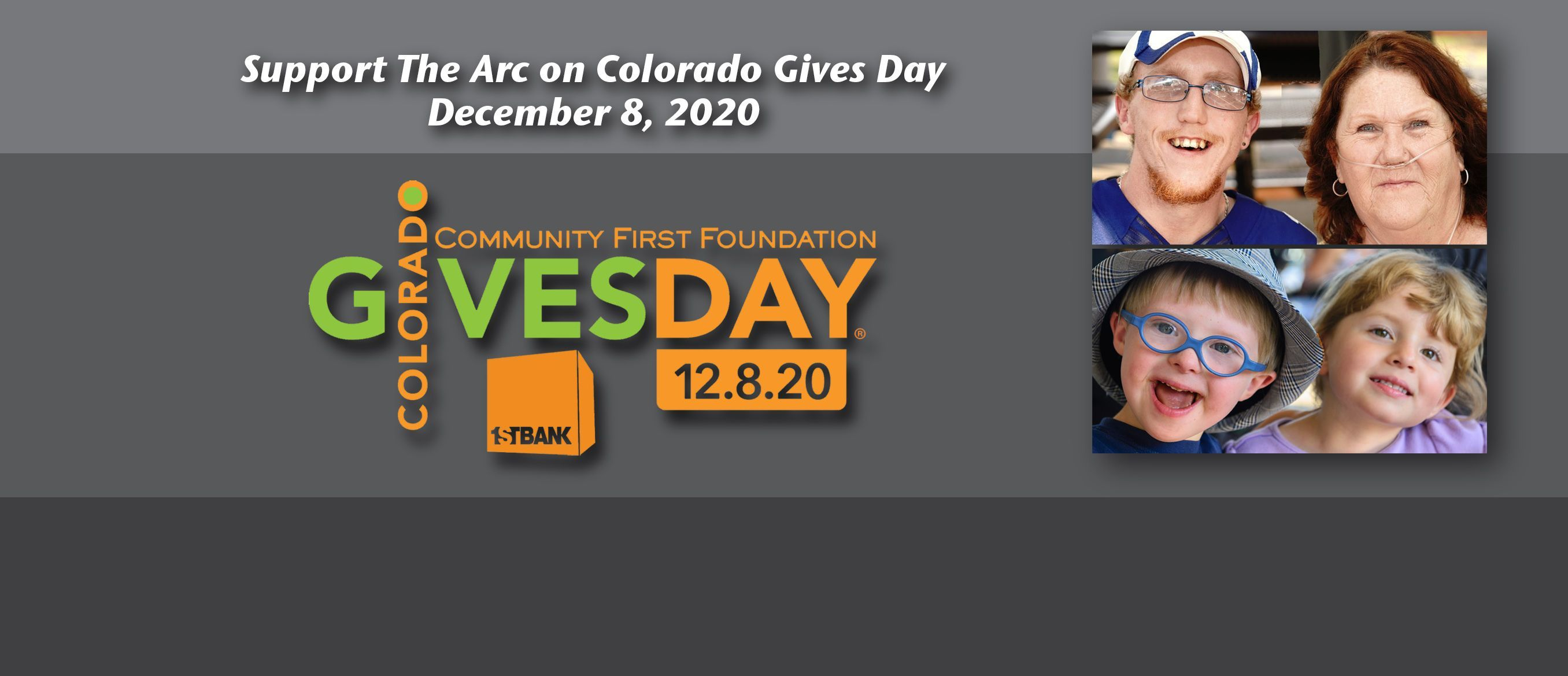 Colorado Gives Day is December 8!