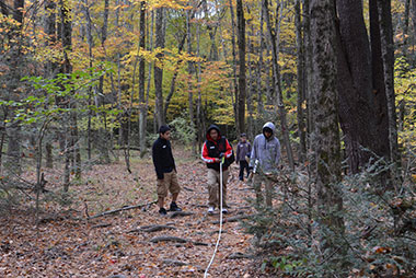 Shawangunk Trails: Impact Assessment