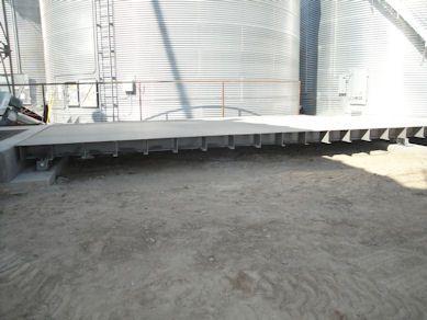 Truck Platform - side view