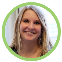 Courtney Albrecht, Early Childhood Administrative Coordinator