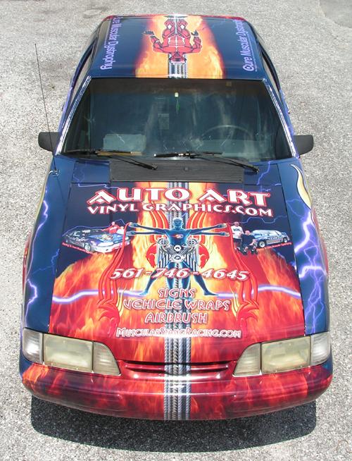 Auto Art MuscularStang 1