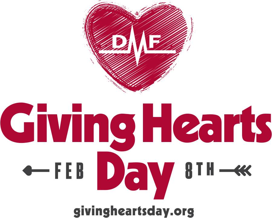 Giving Hearts Day!