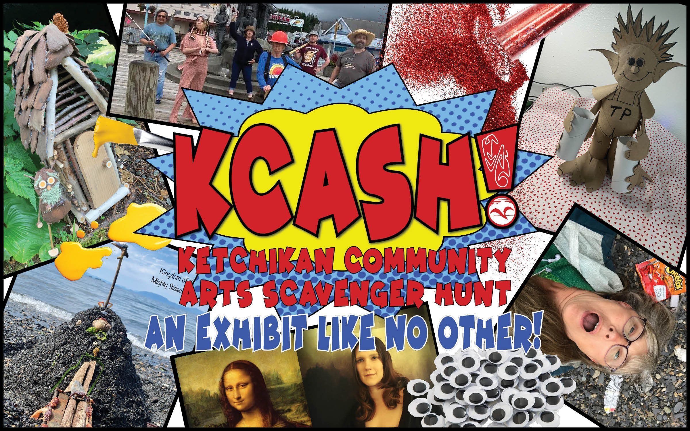 """""""KCASH An Exhibit Like No Other"""""""
