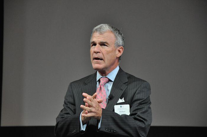 Robert Grenier at NCMF October 2015 Meeting & Symposium