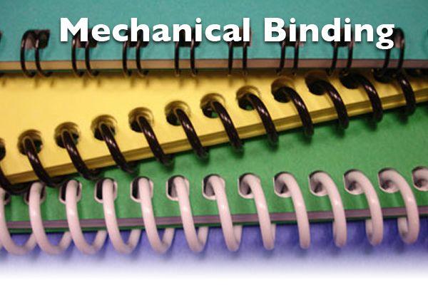 Mechanical Binding