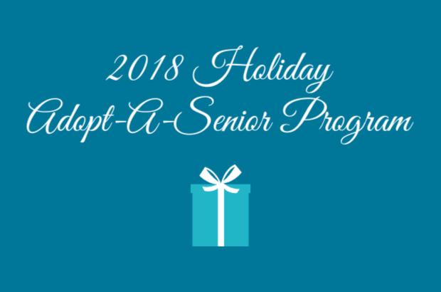 Adopt A Senior This Holiday Season