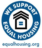 We Support Equal Housing, equalhousing.org